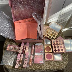 ColorPop AMOUREUX Holiday FULL Collection BUNDLE